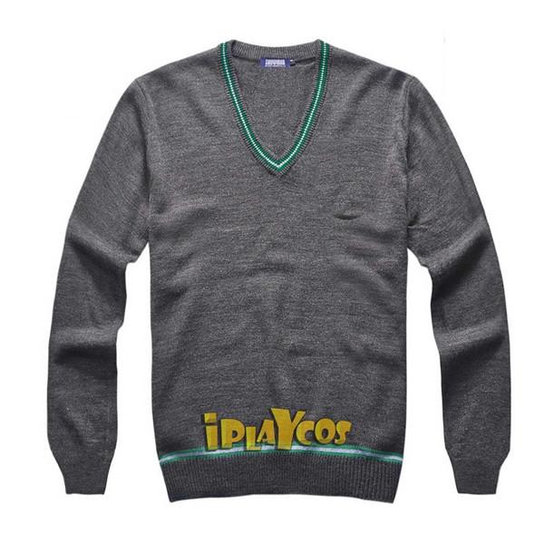 harry potter knitted slytherin School uniform V-neck sweater