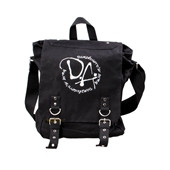 harry potter dumbledurer's army embroidery Sling backpacks DA log black bag