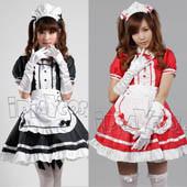 k-on-anime-costume-maid-uniform-pink-black-apron-dress-set-s