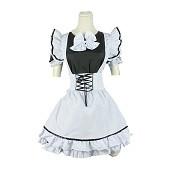 Lovely princess party dress lolita anime maid uniform outfit alice dress