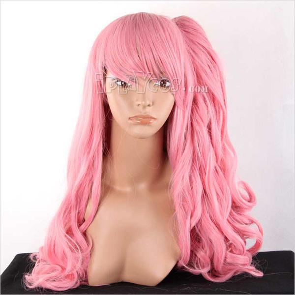 歌之王子殿下 月宫林檎 粉红长发假发