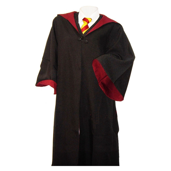 Harry Potter Gryffindor Robe Costumes Cosplay Shcool uniform