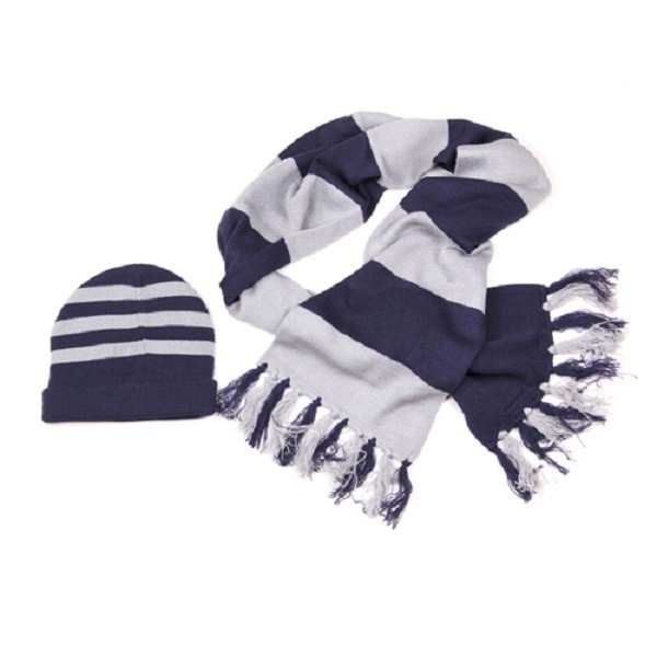 Harry Potter Ravenclaw scarf and cap set cosplay costumes
