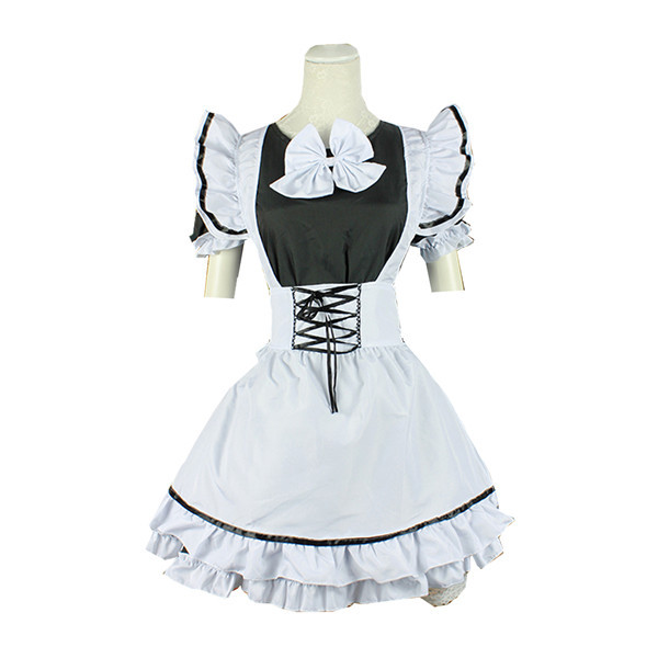 Lovely princess party dress lolita anime maid uniform outfit alice dress