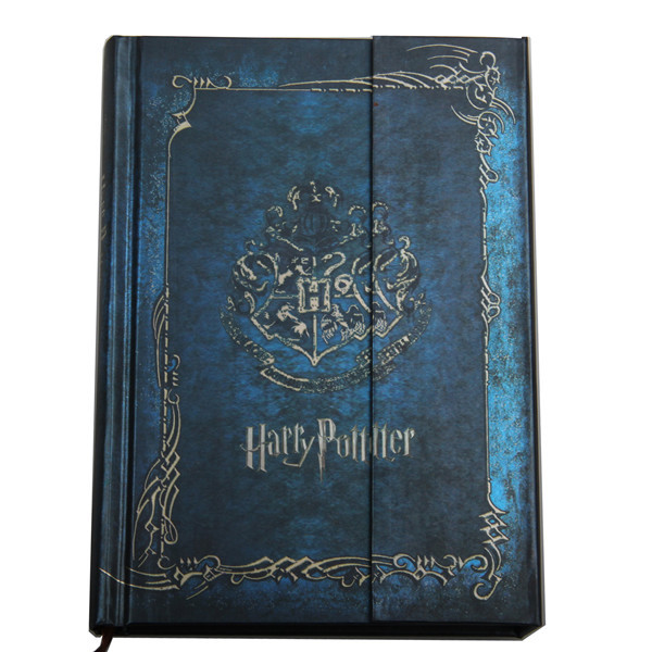 Vintage New Harry Potter Notebook Diary Book Hard Cover Note Book Notepad Agenda Planner Gift