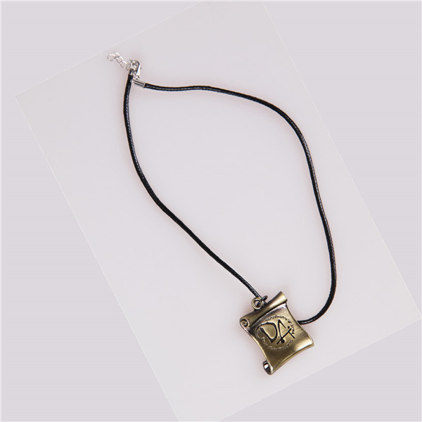 Harry Potter Dumbledore Army DA Log Necklace Best For Gift