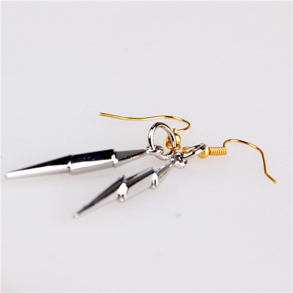 Harry Potter Head Scar Logo Earrings