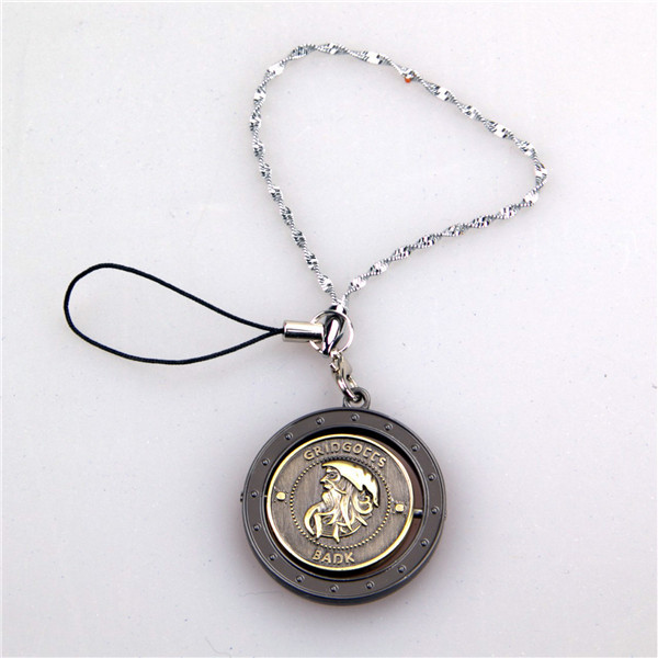 Harry Potter Gringotts Bank Pendant phone chain