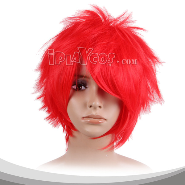 Red Wig Short 120