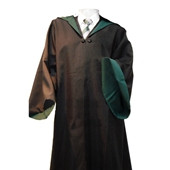 Harry Potter Slytherin Robe Costumes Cosplay Shcool uniform