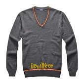 Harry Potter Knitted Gryffindor School Uniform V-neck Sweater Cosplay Costumes