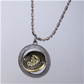 Harry Potter Gringotts Bank Pendant necklace