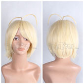 Beight Short Straight Anime Cosplay Wig