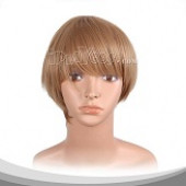 Wheat Short Cosplay Wig