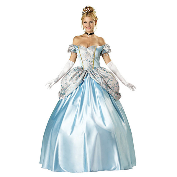 Alice in Wonderland Alice Cosplay Princess Dress