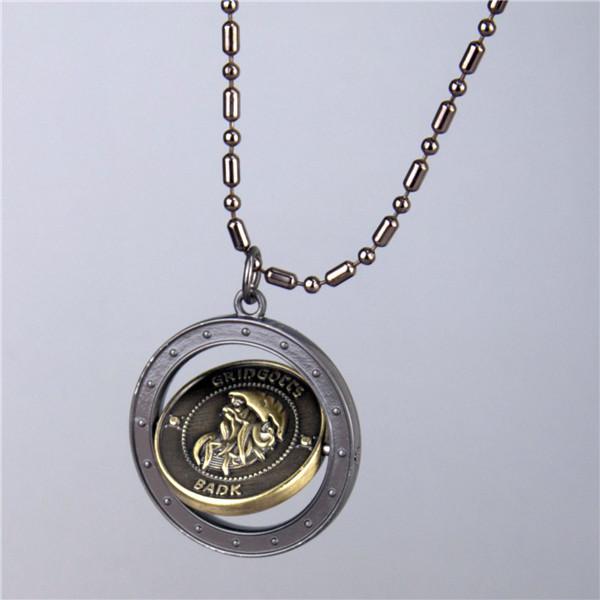 Harry Potter Gringotts Bank Pendant necklace