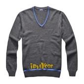 harry potter knitted ravenclaw School uniform V-neck sweater