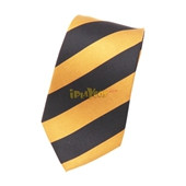 harry potter hufflepuff 100% silk man's and worman's ties