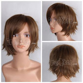 Guilty Crown Ouma Shuu Anime Cosplay Wig